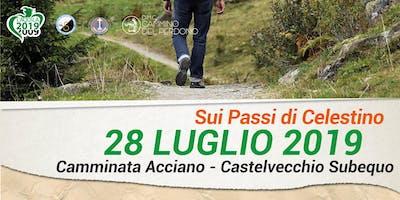 Sui Passi di Celestino - da Acciano a Castelvecchio Subequo