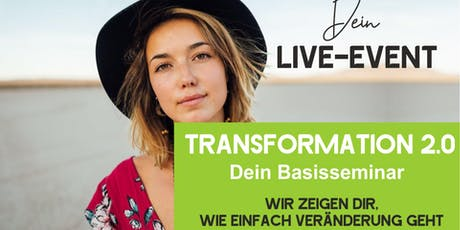 FRAU KOVTYK: Durchbruch in Dein neues Leben - Transformation 2.0 Tickets