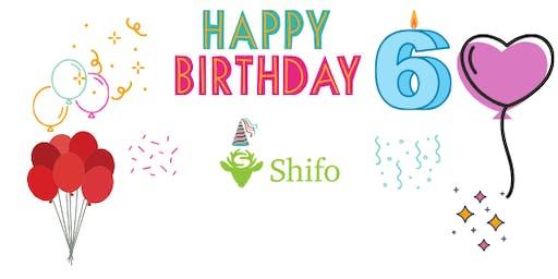 Shifo Birthday - 6 years old!