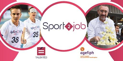 Découverte Sport2Job Lyon 2019-2020