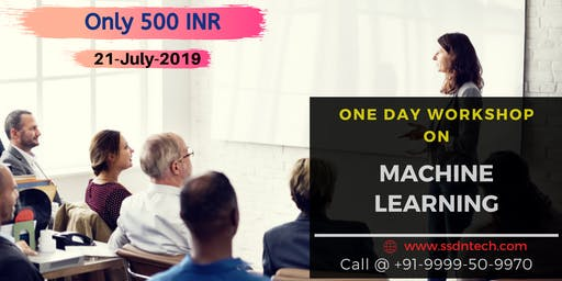 One Day Machine Learning Workshop in Gurgaon - Paid