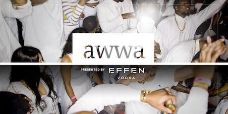 #AWWA - All White Wear Affair at RP Funding Center tickets