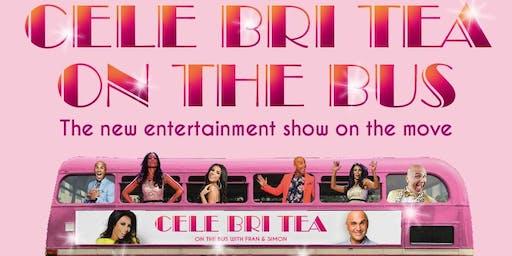Celeb Bri Tea On The Bus