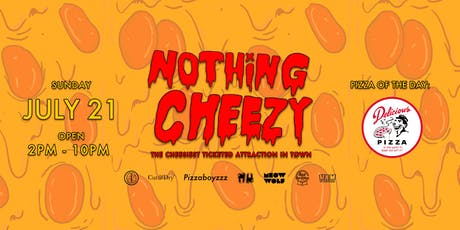 Nothing Cheezy: The Cheesiest Ticketed Attraction in LA w/ Delicious Pizza tickets