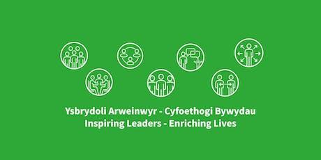 Cynhadledd Genedlaethol Arweinyddiaeth / National Leadership Conference tickets