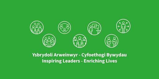 Cynhadledd Genedlaethol Arweinyddiaeth / National Leadership Conference