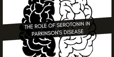 Cafe Scientifique Harpenden: The Role of Seretonin in Parkinson's Disease tickets