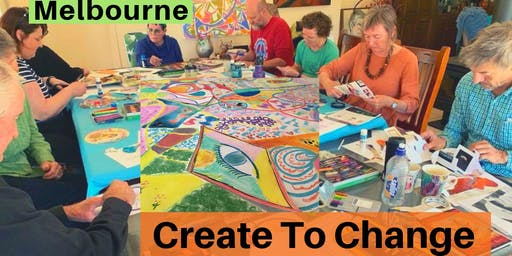 CREATE TO CHANGE in MELBOURNE