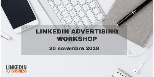 LinkedIn Advertising Workshop I Ed.