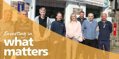Community Business Matters - A Community Shares Scotland Workshop - Inverness