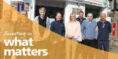 Community Business Matters - A Community Shares Scotland Workshop - Inverness tickets