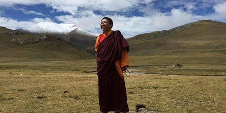 Fully Being Retreat with Tsoknyi Rinpoche tickets