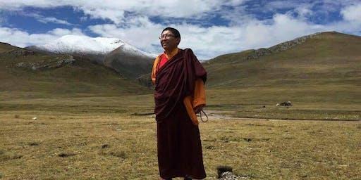 Fully Being Retreat with Tsoknyi Rinpoche 全然当下. 主法上师: 尊贵竹旺 措尼仁波切
