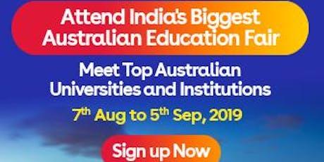 Apply to Australian universities at IDP's Free Australia Education Fair in Chennai– 7 Aug 2019 to 5 Sept 2019  tickets