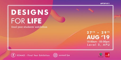 Designs For Life Exhibition