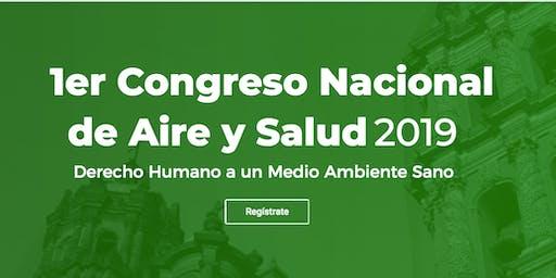 1er Congreso Nacional de Aire y Salud