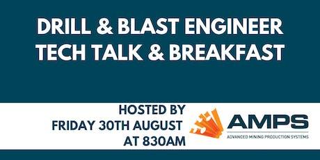 August AdvancedMPS D&B Engineer Tech Talk & Networking Breakfast tickets