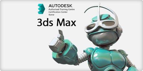 OPEN DAY AUTODESK 3DS MAX - ArchiBit Generation s.r.l. - Roma Nord biglietti