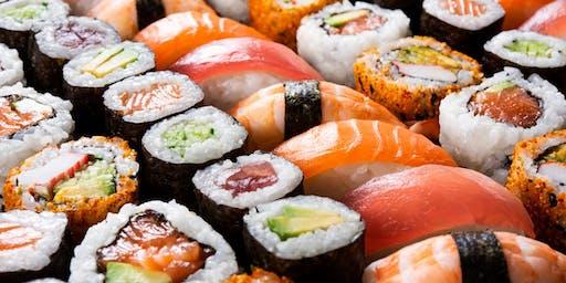 Sushi Genuss im Momoya