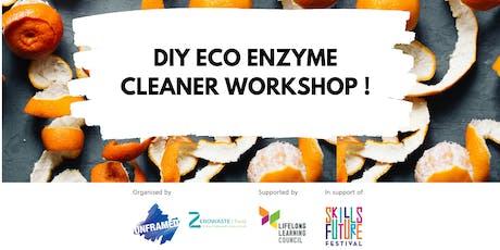 WUYI Workshop: DIY Eco Enzyme Cleaner Workshop by Zerowaste Food tickets