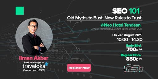 SEO 101: Old Myths to Bust, New Rules to Trust