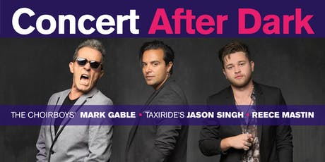 TAG 1% Charity Concert after Dark tickets