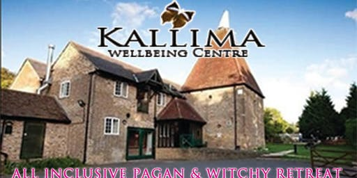 Pagan and Witchy Residential Retreat - Day Stay - Saturday & Sunday