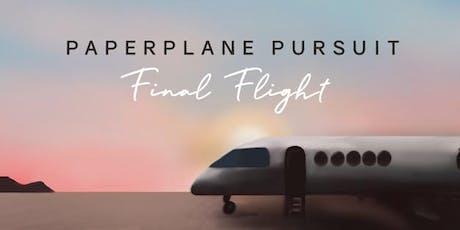 Paperplane Pursuit: Final Flight tickets