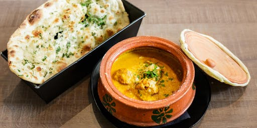 Indische Köstlichkeiten im In-Dish