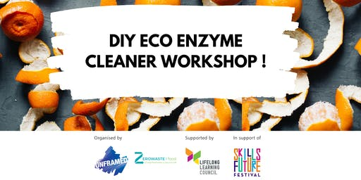 WUYI Workshop: DIY Eco Enzyme Cleaner Workshop by Zerowaste Food