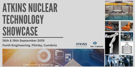 Atkins Nuclear Technology Showcase tickets