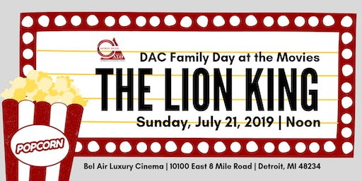 Detroit Alumnae Chapter Family Day at the Movies