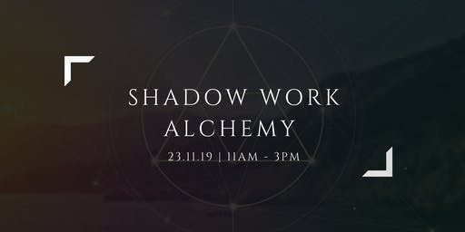Shadow Work Alchemy