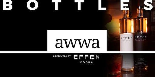 Pre-Sold Bottles : #AWWA at RP Funding Center