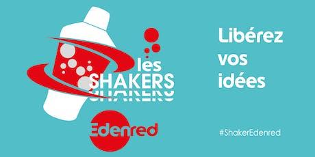 Shaker Edenred #1Nantes - Le changement : la prise en compte de la systémique d'une entreprise billets