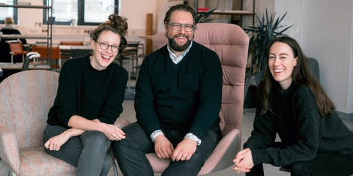 Business Frühstück mit Klaudia Bachinger / Start-Up WisR