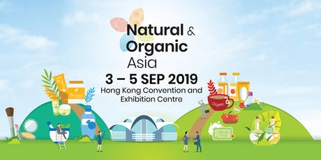 Natural & Organic Asia tickets