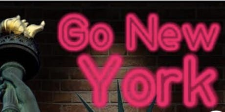 Go New York (Stand Up Comedy) tickets
