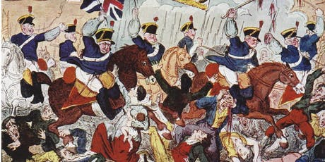 From Waterloo to Peterloo:  the 15th Hussars at Manchester August 1819. tickets