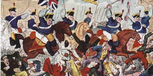 From Waterloo to Peterloo:  the 15th Hussars at Manchester August 1819.