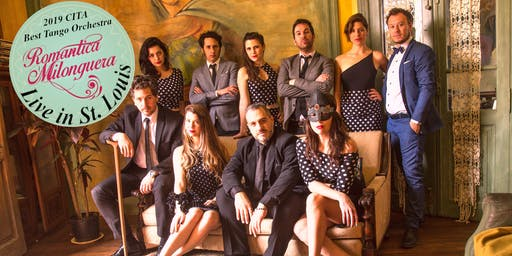 St. Louis Gateway Tango Presents: Orquesta Romántica Milonguera
