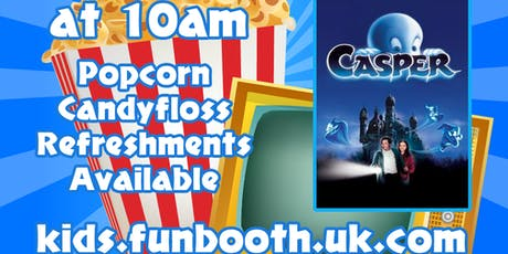 Funbooth - Kids Film Morning - Casper tickets