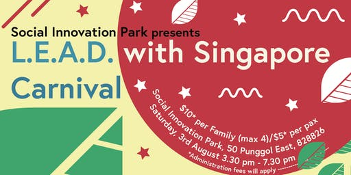 L.E.A.D. with Singapore Family Carnival