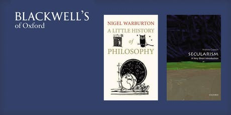 Philosophy in the Bookshop - Nigel Warburton and Andrew Copson tickets