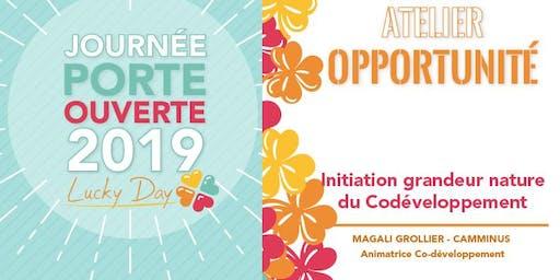 Atelier Opportunité - Découverte Séance de co-développement
