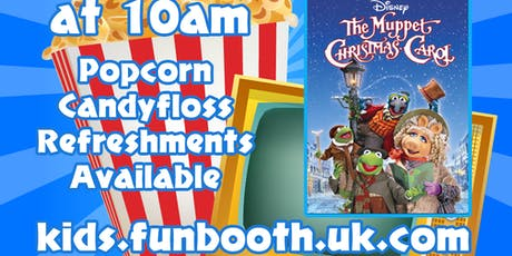 Funbooth - Kids Film Morning - The Muppets Christmas Carol tickets