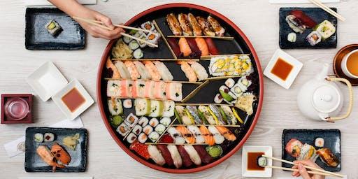 Sushi Brunch im Sakai