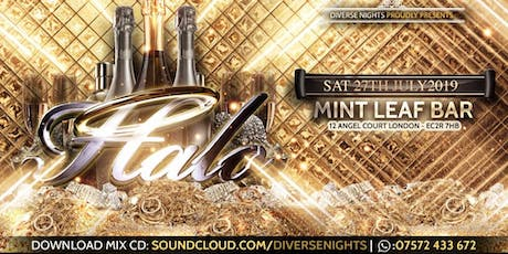 Halo - Bashment x Afrobeats x Hip Hop tickets