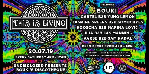 This Is Living #27 - Undisclosed Pres. Bouki's Discotheque