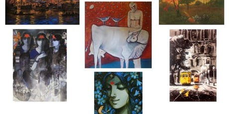 Strokes of India - workshop/demo by senior artists from India tickets